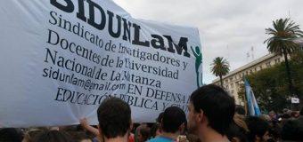 Convenio Colectivo: importante resolución de la Justicia en favor de la estabilidad docente en la UNLaM
