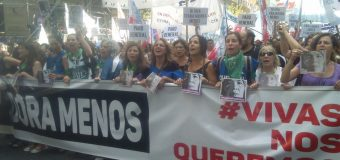 8M: las docentes universitarias sindicalizadas también paramos