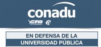 En defensa de la Universidad Pública: CONADU exige la reapertura de paritarias y prepara plan de lucha