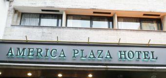 América Plaza Hotel   (***)   –   Buenos Aires