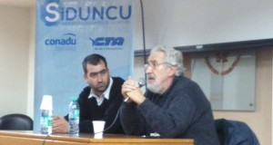 Atilio Borón en SIDUNCU