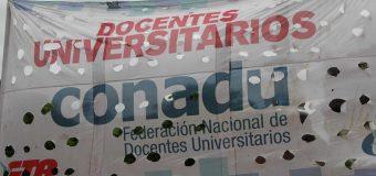 CONADU convoca a Congreso Extraordinario: para romper el techo paritario
