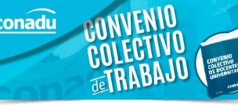 CAMPAÑA NACIONAL: 30.000 FIRMAS POR EL CONVENIO COLECTIVO