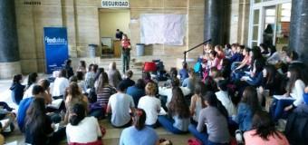 Gran participación en la Jornada Nacional de Protesta de CONADU