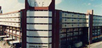 Hotel Por la Liberación Nacional  – San Bernardo (Luz y Fuerza. Distrito Capital)