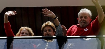 Persecución institucional y mediática en Brasil