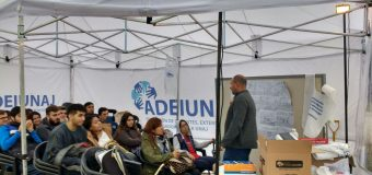 Intensa jornada de lucha de CONADU en la Semana de Paro Nacional Universitario