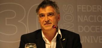 CONADU apoya la reforma en Ganancias, por Pedro Sanllorenti