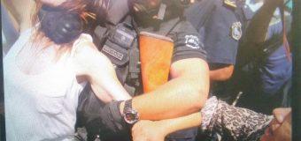Repudio absoluto de CONADU a la represión policial en el juicio a Milagro Sala