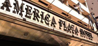 América Plaza Hotel  –  CABA