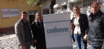 Inauguran sede de CODIUNNE con la presencia de CONADU
