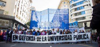 La CONADU repudia el ataque de la gobernadora Vidal hacia la universidad pública.