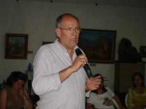 Secretario General del gremio de CONADU en Chilecito