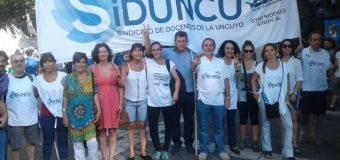 26 de junio: en el aniversario de Maxi y Darío, hace 5 años nacía el SiDUNCu.
