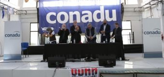 Inicio del proceso electoral en el Congreso Extraordinario de Conadu