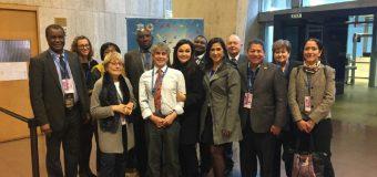 CONADU denunció al gobierno argentino por su política antisindical ante la Asamblea de UNESCO.