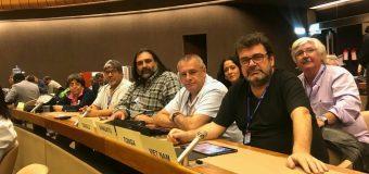 CONADU participa en la 106º Conferencia Internacional del Trabajo de OIT