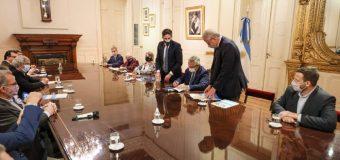 Con la participación de Alberto Fernández, CONADU firmó el acuerdo paritario 2021