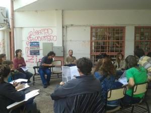 Charlas debate en Córdoba