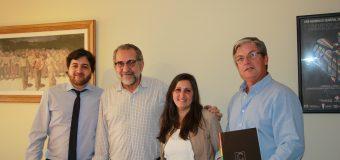 Se realizó la firma del convenio con Credicoop CABAL para todos los afiliados a los sindicatos de la CONADU
