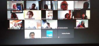 Reunión virtual de Preuniversitarixs
