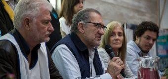Conferencia de Prensa: Todos a la Marcha de Antorchas en defensa de la Universidad Pública y el Salario Docente