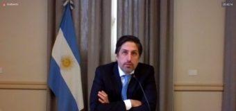 La CONADU intercambió con el Ministro de Educación, Nicolás Trotta, propuestas para la Universidad Pública.