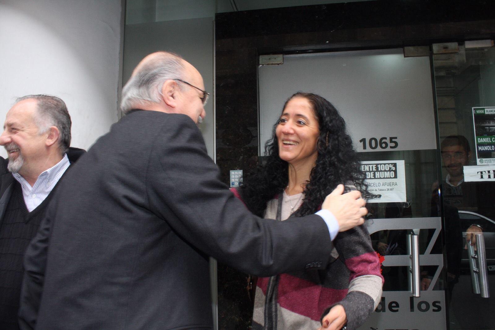 Yamile Socolovsky, Directora del Instituto de Estudios y Capacitación de CONADU