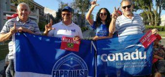 Acampe en Curitiba por Lula Livre