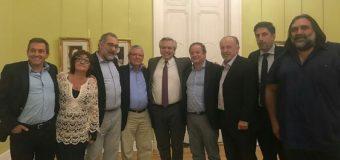 CONADU participó de la reunión de los gremios de Educación con Alberto Fernández