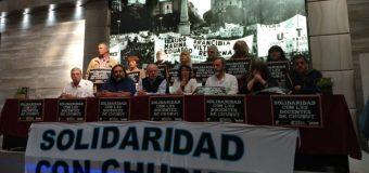 CONADU llama a Paro Nacional Universitario junto a CTERA por la muerte de dos docentes en Chubut