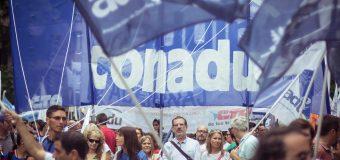 La CONADU aprobó la propuesta salarial del gobierno nacional y continúa ampliando su acción en la paritaria.