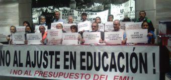 Conferencia de Prensa: todxs al Congreso por mayor presupuesto para la educación, la universidad, la ciencia y la tecnología