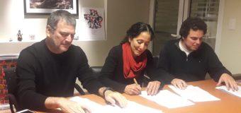 CONADU, FEDUBA y CLACSO firman convenios de cooperación