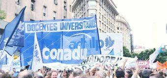 CONADU rechaza la eliminación de los convenios con las universidades