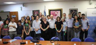 CONADU con diputados y diputadas de la oposición frente al ajuste en la universidad