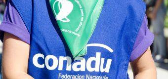 34 Encuentro Nacional de Mujeres: CONADU lleva a La Plata la voz de las docentes universitarias sindicalizadas