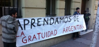 """Es ley la """"gratuidad de la educación superior"""" en Argentina"""