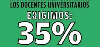 """Paritaria Universitarios: CONADU considera """"insuficiente"""" la oferta y discutirá mañana los pasos a seguir"""