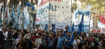 CONADU: hacia la Semana de Paro Nacional Universitario y la Marcha Federal.