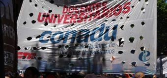 CONADU rechazó la oferta salarial: todos a la Marcha de Antorchas en defensa de la Universidad Pública