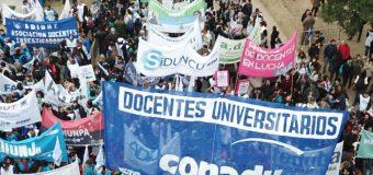 Masivas jornadas de lucha en Córdoba
