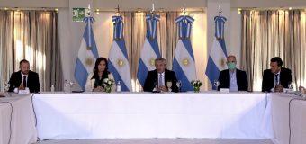 CONADU apoya la propuesta del gobierno sobre la reestructuración de la deuda externa.