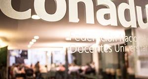 """CONADU repudia la exhibición del documental """"Será Venganza"""" en la Feria del Libro"""