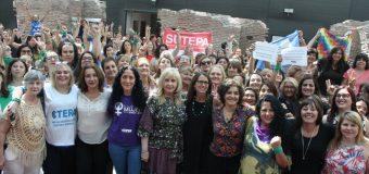 """""""El sindicalismo es con nosotras"""": encuentro de trabajadoras con la ministra Gómez Alcorta"""