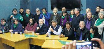 CONADU repudia la persecución al dirigente Pablo Moyano