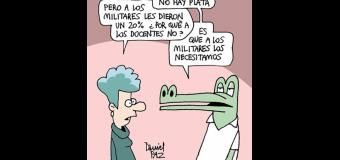 """""""Sin clases para empezar"""", Página 12"""