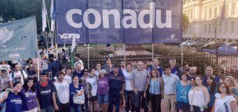La paritaria pasó a cuarto intermedio y mañana se define el plan de acción de CONADU