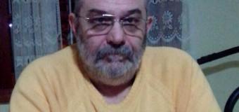 Condolencia por la muerte de Roberto Perino
