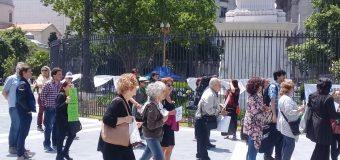 CONADU presente en la 38° Marcha de la Resistencia de Madres